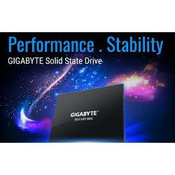 GIGABYTE SSD UD PRO 256GB, 2.5, SATA III, 530MBs/500MBs, Retail