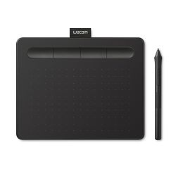 Grafički tablet WACOM Intuos S Bluetooth 2018, crni