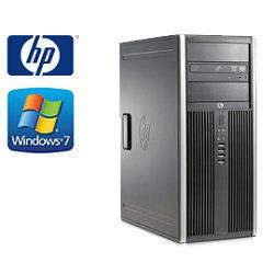 HP Compaq 6300 Pro CMT Surf&Office (Pentium G640 2.8GHz, 4GB RAM DDR3, 120GB SSD, 250GB HDD, Windows 7 PRO, noDVD)