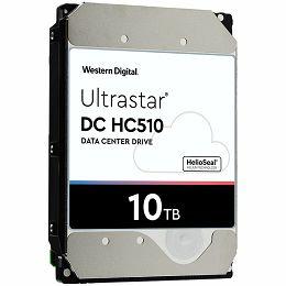 HDD Server WD/HGST ULTRASTAR DC HC510 (3.5'', 8TB, 256MB, 7200 RPM, SAS 12Gb/s, 4KN SE), SKU: 0F27408
