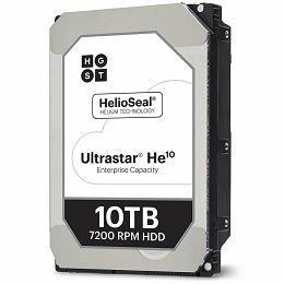 HDD Server HGST Ultrastar HE10 (3.5'', 10TB, 256MB, 7200 RPM, SATA 6Gb/s, 512E SE) SKU: 0F27454