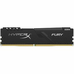 Kingston DRAM 8GB 3200MHz DDR4 CL16 DIMM 1Rx8 HyperX FURY RGB EAN: 740617296327