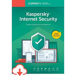 Kaspersky Internet Security 1 godina / 1 uređaj, ESD