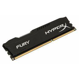 Kingston DDR3 HyperX Fury,1866MHz, 4GB Black