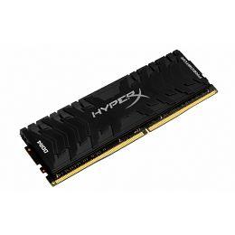 Kingston DDR4 HX Predator, 8GB, 3000MHz, Black