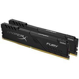 Kingston DDR4 HX Fury, 8GB (2x 4GB), 3200MHz, CL16