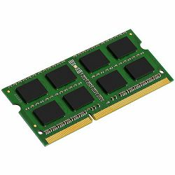 Kingston  4GB 1600MHz DDR3 Non-ECC CL11 DIMM 1Rx8, EAN: 740617207774