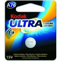 KODAK ULTRA ALKALINE LR44/A76