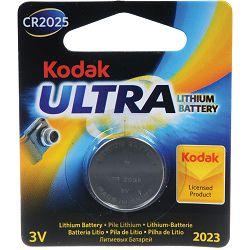 KODAK ULTRA LITHIUM CR2025 1X