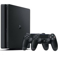 Konzola PlayStation 4 500GB Black + PS4 Dualshock Controller Black