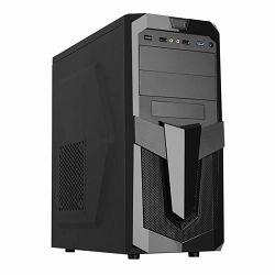 Kućište Akyga AKY25B, USB3.0, crno