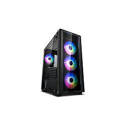 Kućište DeepCool Matrexx 50 ADD RGB 4F, 4x120 RGB, black