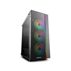 Kućište DeepCool MATREXX 55 V3 ADD-RGB 3F, 3x120 RGB, ATX, USB3.0