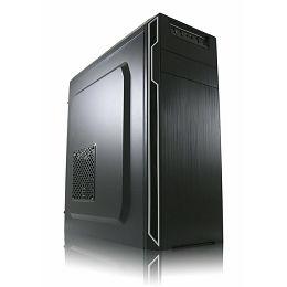 LC-Power LC-7038B, crno bez napajanja,U2, U3, ATX