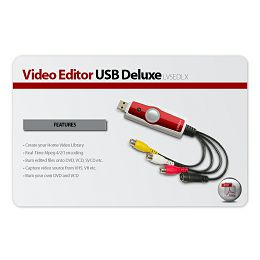 LifeView USB Video Editing Card