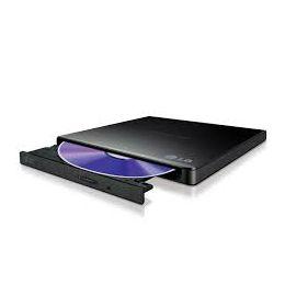 LG DVD-RW Prijenosni Slim USB 2.0 Crni