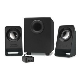 Logitech Z213, 2.1 Stereo Speaker System
