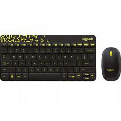 LOGI MK240 Nano Wireless Keyboard&Moouse 920-008383
