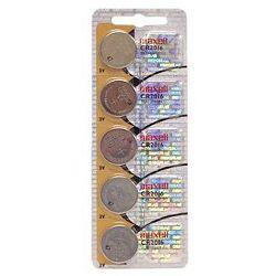 Maxell lit. dugm. baterija CR2016,5kom, blister 785861