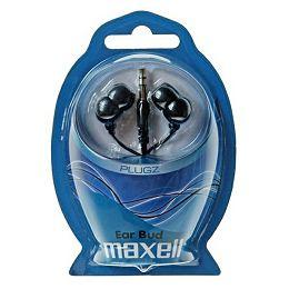 Maxell Plugz in-ear slušalice, crne