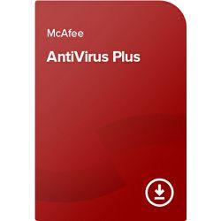 McAfee AntiVirus Plus – 1 godina Za 5 uređaja, elektronički certifikat