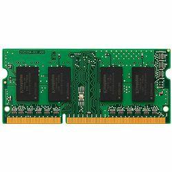 Memorija SO-DIMM PC-21300, 4 GB, KINGSTON KVR26S19S6/4, DDR4 2666MHz KVR26S19S6/4