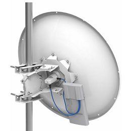 MikroTik 30dBi 5Ghz Parabolic Dish antena w precision aligmnent mount
