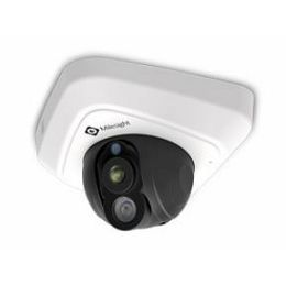 Milesight 3MP Mini Dome IR IP Camera Ambarella DSP
