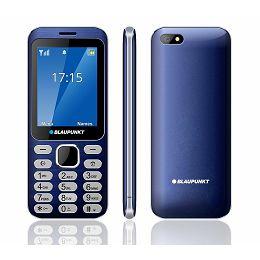 Mobitel Blaupunkt FL02, Dual SIM, plavi