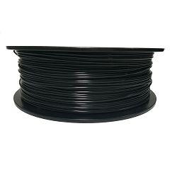 Filament for 3D, ABS, 1.75 mm, 1 kg, black ABS black