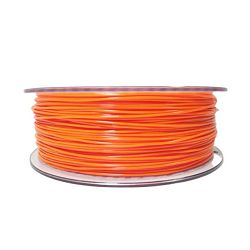 Filament for 3D, PET-G, 1.75 mm, 1 kg, orange dark PETG dark orange