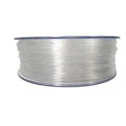 Filament for 3D, PET-G, 1.75 mm, 1 kg, transparent PETG transparent