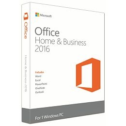 Office Home&Bus 2016 Eng Medialess