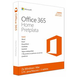Office 365 Home Cro 1y Sub Medialess P2