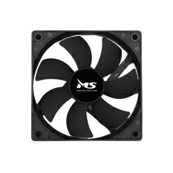 Ventilator MS PC COOL, 12cm crni, 1000rpm