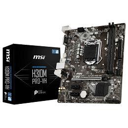 MSI H310M PRO-VH, LGA1151, D4,S3,U3, mATX