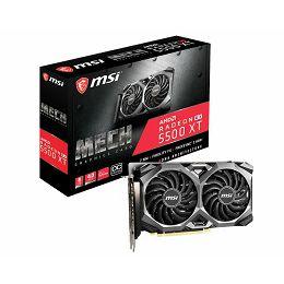 MSI RX 5500XT MECH OC 8G