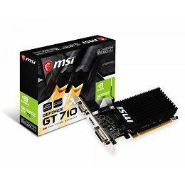 MSI GT710 2GD3H LP, 2GB
