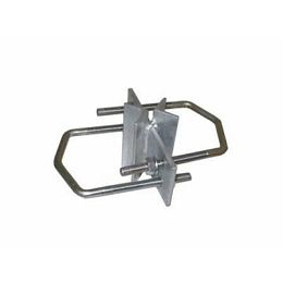 MaxBracket Mast clutch - hot dip galvanized