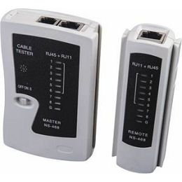 MasterLan tester for UTP cables