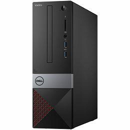 Dell Vostro Desktop 3471 EPA w/200W PSU, Intel Core i5-9400 (6-Core, 9MB, 4.1GHz), 8GB DDR4 2666MHz UDIMM Non-ECC, 256GB M.2, Intel UHD 630, DVDRW, Dell Wireless 1707, K+M, Win10Pro, 3Y