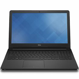 Dell Notebook Vostro 3568 15.6in HD(1366x768), Intel Pentium 4415U (2M Cache, up to 2.3 GHz), 4GB DDR4 2400MHz, 1TB 5400 rpm SATA HDD, Intel HD 620, DVDRW, HD Cam, Mic, 802.11ac, BT 4.2, HDMI, VGA, 2x