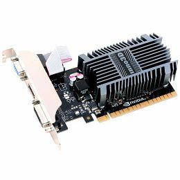 Inno3D Video Card GeForce GT710 1GB SDDR3 64-bit 954 1600 DVI+VGA+HDMI Heatsink