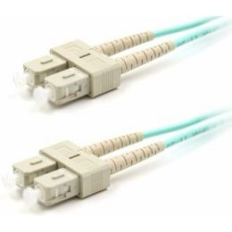 NaviaTec Optical Patch Cord SC-SC MM Duplex OM3 1m