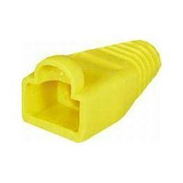 NaviaTec PVC Boot for Western 8 8-plug yellow 10pc