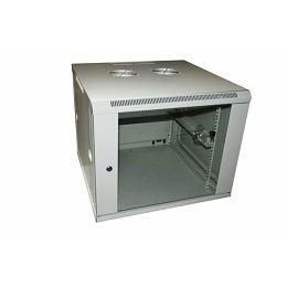 NaviaTec Wall Cabinet 600x600 12U Single Section