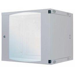 NaviaTec Wall Cabinet 540x600 6U Double Section