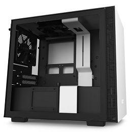 NZXT H210 bijelo bez napajanja, ITX