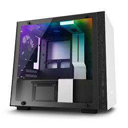 NZXT H210i pametno kućište, bijelo bez nap., ITX CA-H210i-W1