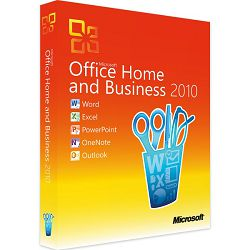 Office 2010 Home and Business, ESD